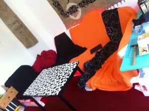 Pallet corner sofa, rebuilt