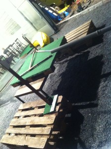 Supagolf: Pallet mini golf