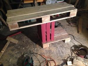 Dresser, structural plannings 1