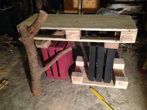 Dresser, structural plannings 2