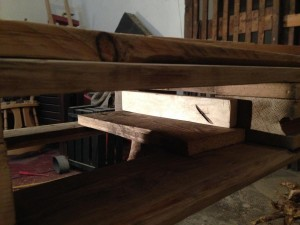Drawer guide boards