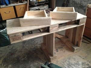 ...and pallet drawer number 2